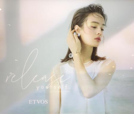 ETVOS取り扱いスタートしました❤️