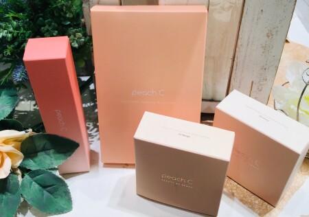 韓国女子に大人気!『peach C』入荷しました♪〜ベースメイク編〜