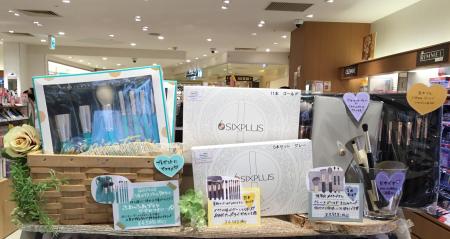 ♡SIX PLUS♡新作ブラシ入荷!!